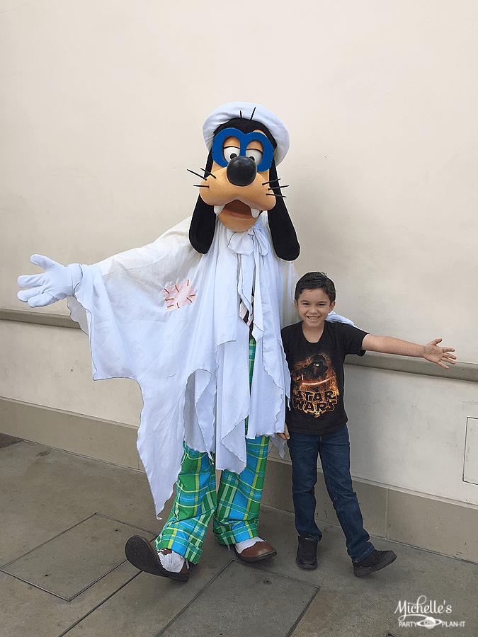 Halloween Goofy