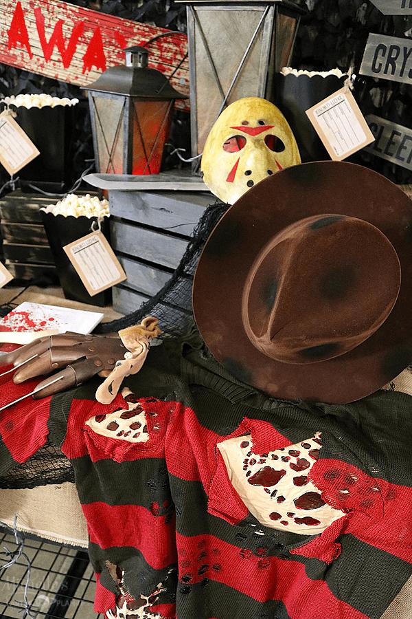 Scary Movie Halloween Party Freddy Krueger