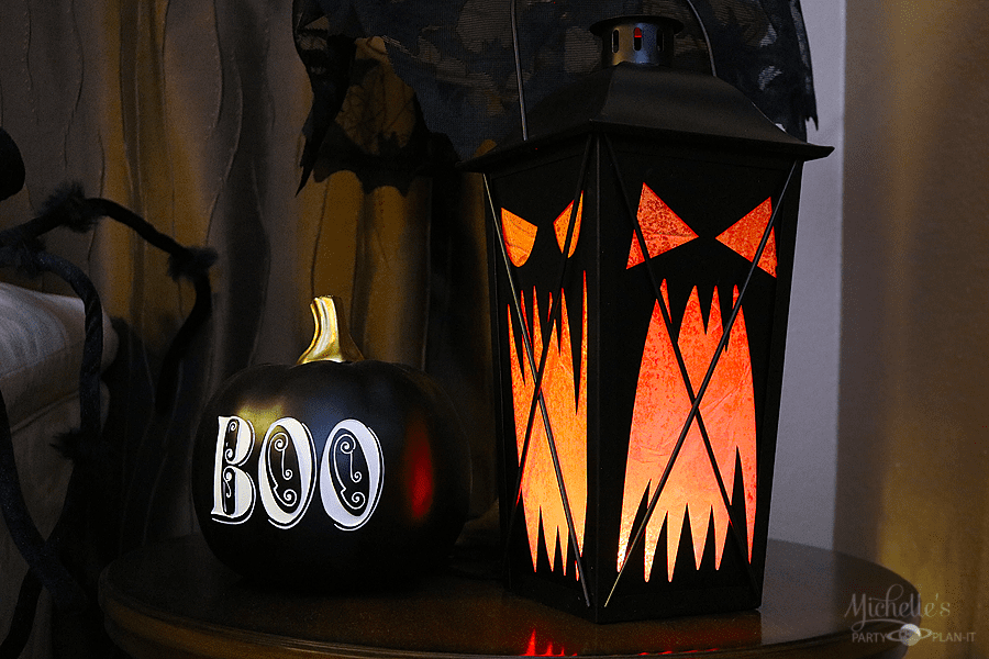 Haunted lanterns
