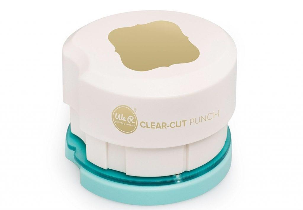 Clear Cut Punch