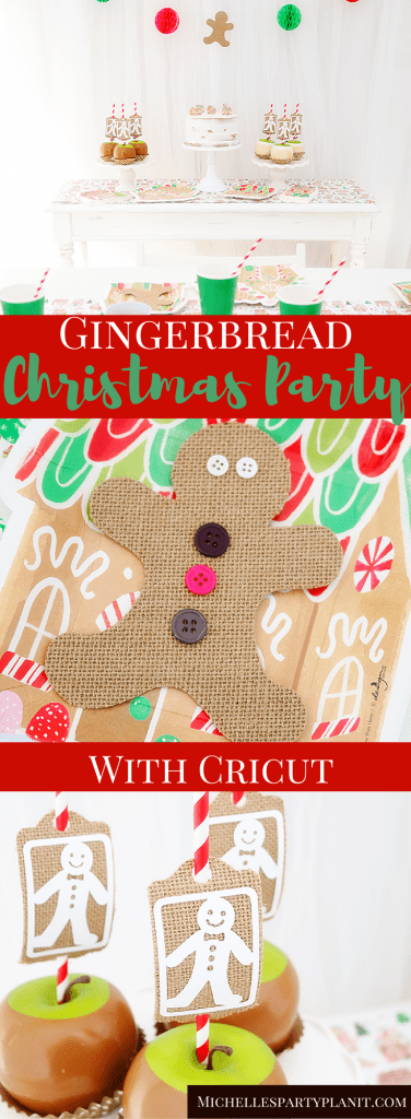 vGingerbread Christmas Party