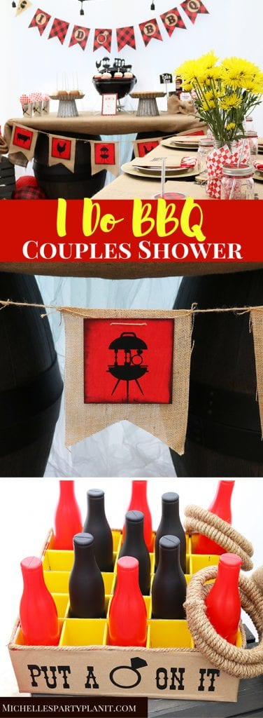 I Do BBQ Couples Wedding Shower Ideas