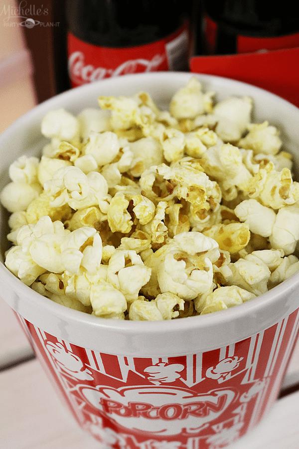 TV Night Popcorn Bar - Jalapeno