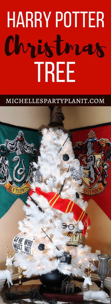 Harry Potter Christmas Tree Decorations