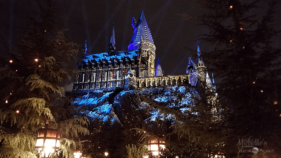 Holiday Show at Hogwarts