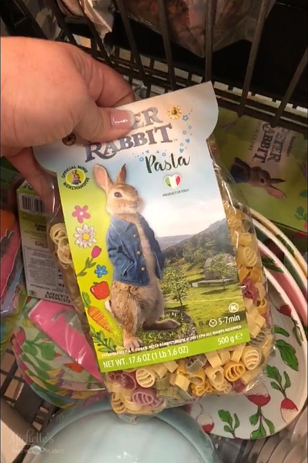 Peter Rabbit at WM