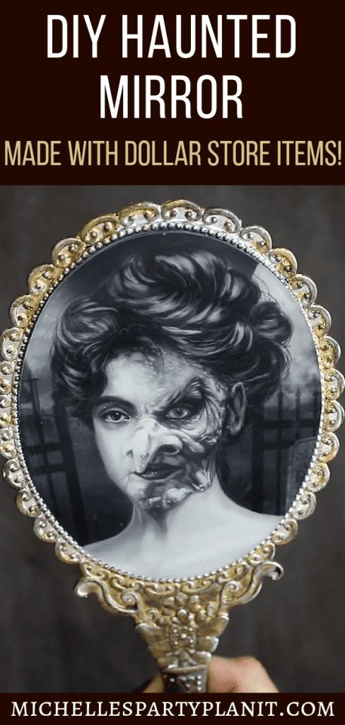 DIY Haunted Mirror