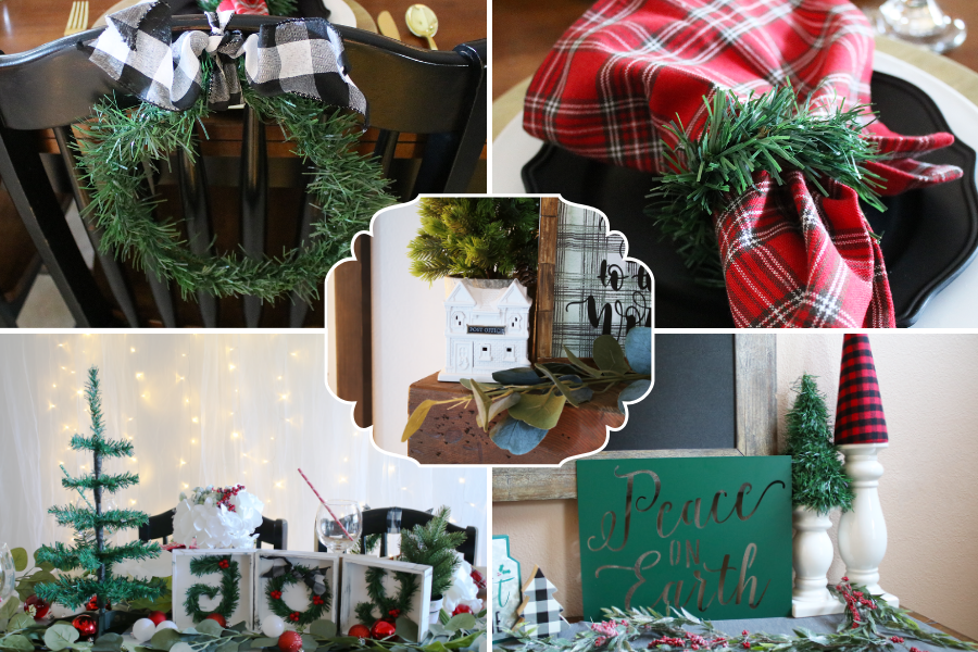 5 Last Minute Christmas Decor