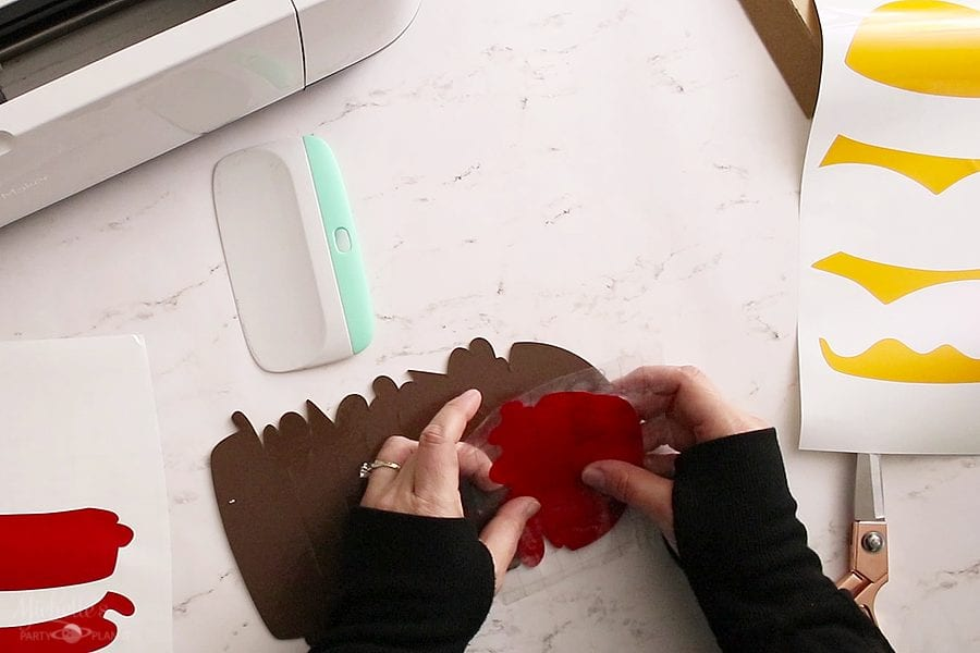 How to make cardboard standups