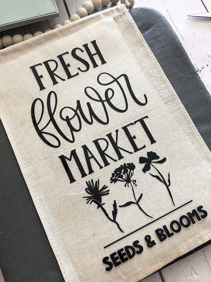 Diy flower market banner 2