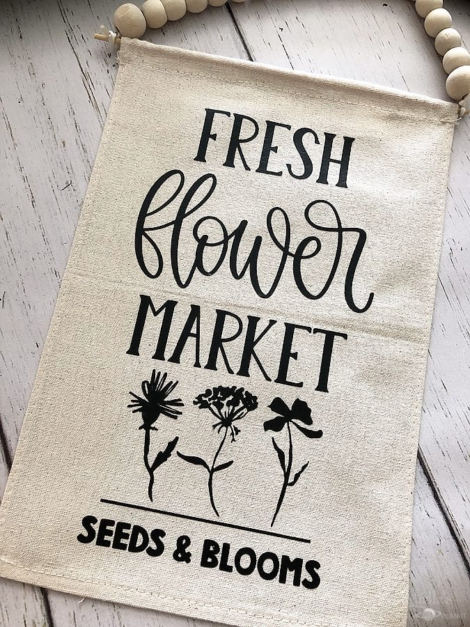 Diy flower market banner 4