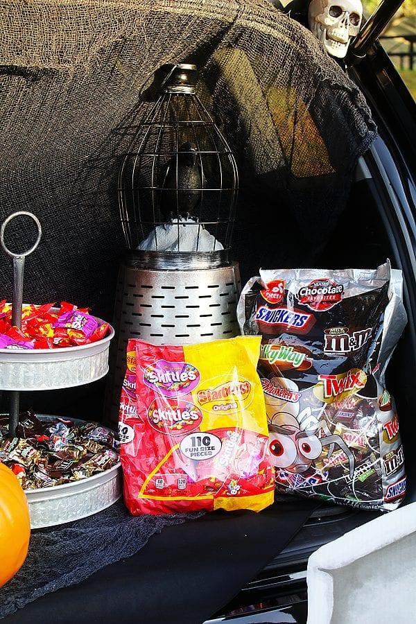 Cowboy trunk or treat