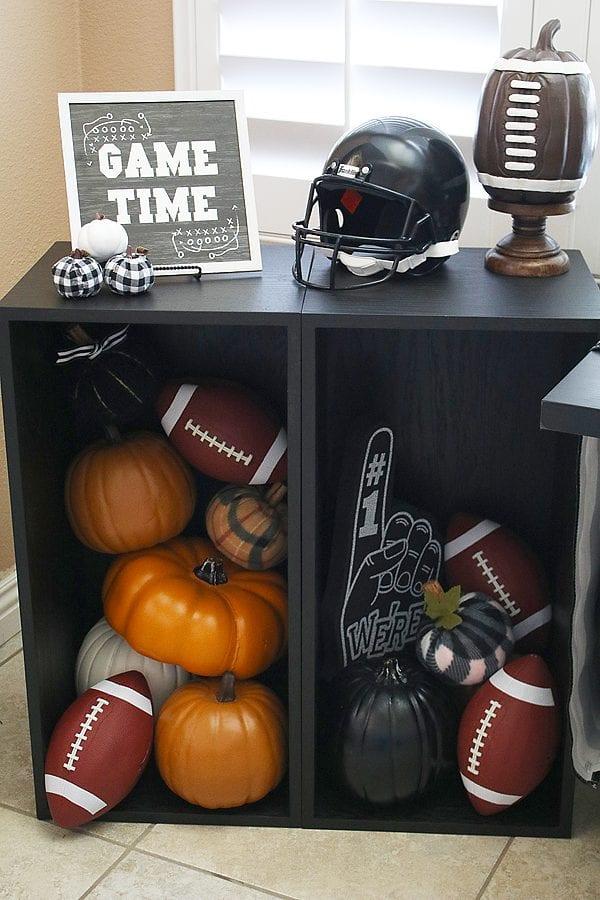 Fun fall football party ideas 11