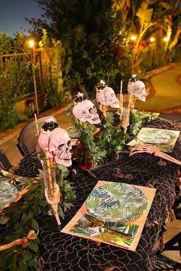Skull island party ideas 1