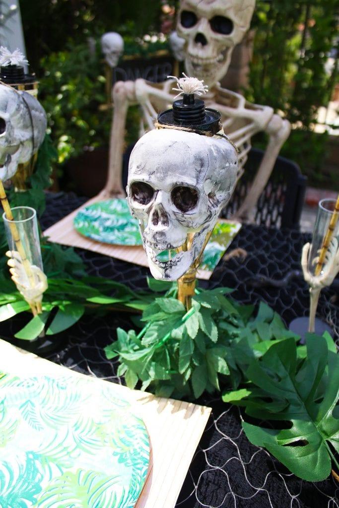 Skull island party ideas 5