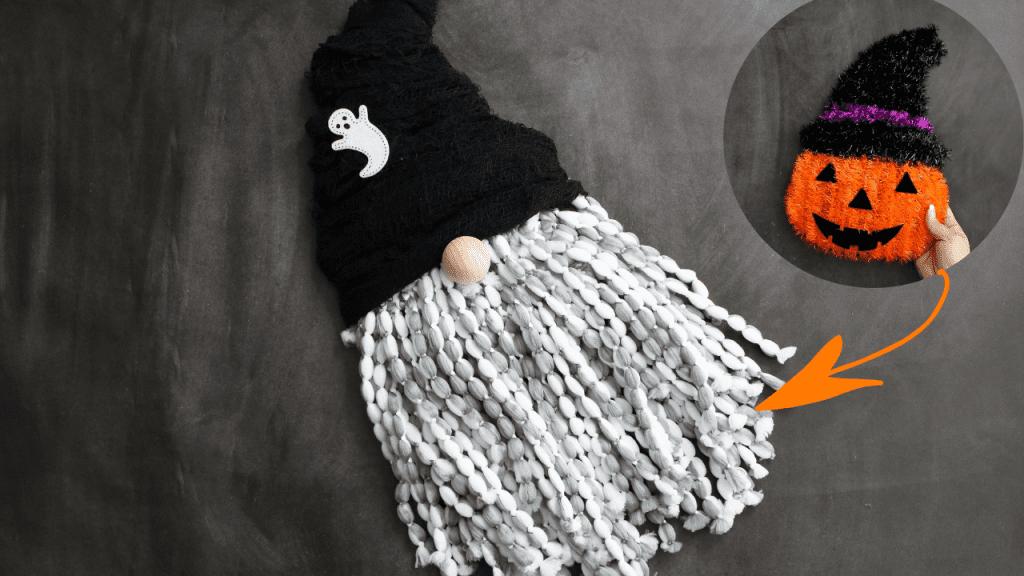 Halloween gnome 1