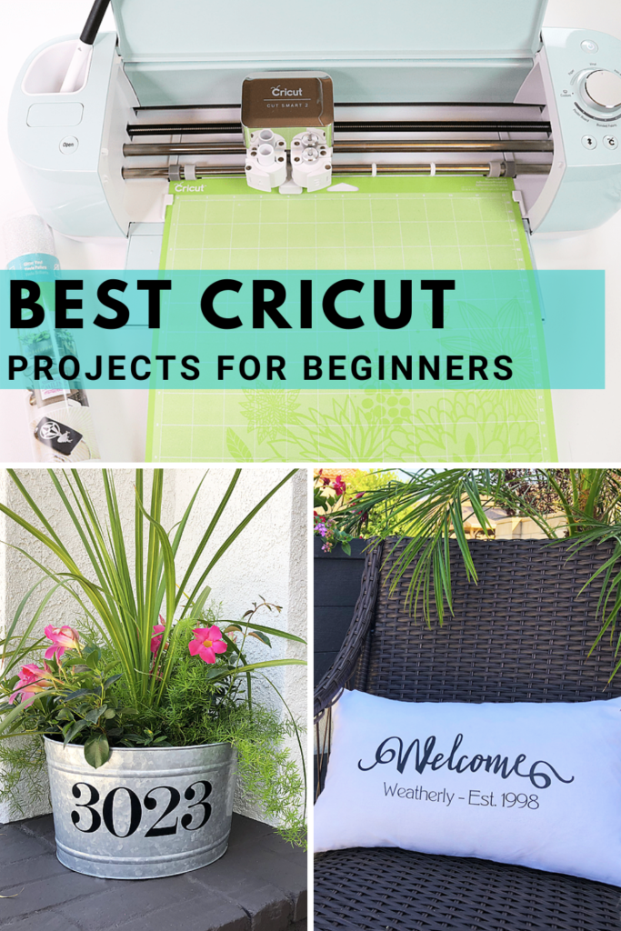 Best Cricut Projects for Beginners