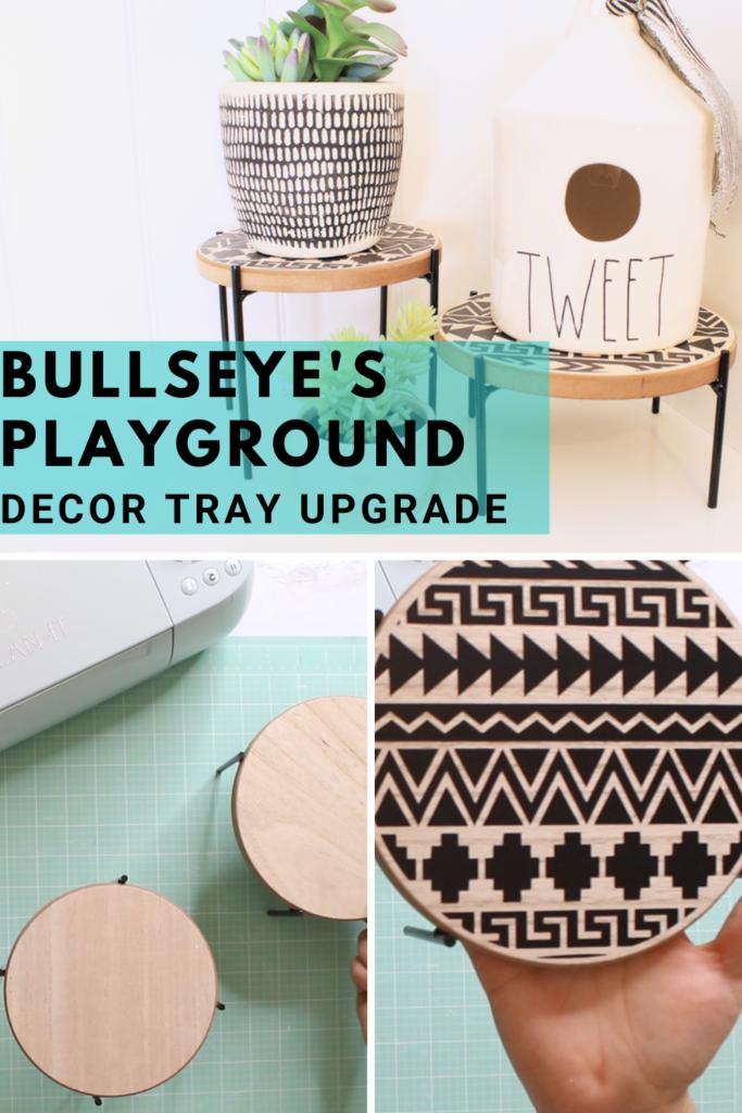 Bullseyes Playground Decor Tray Upgrade 1
