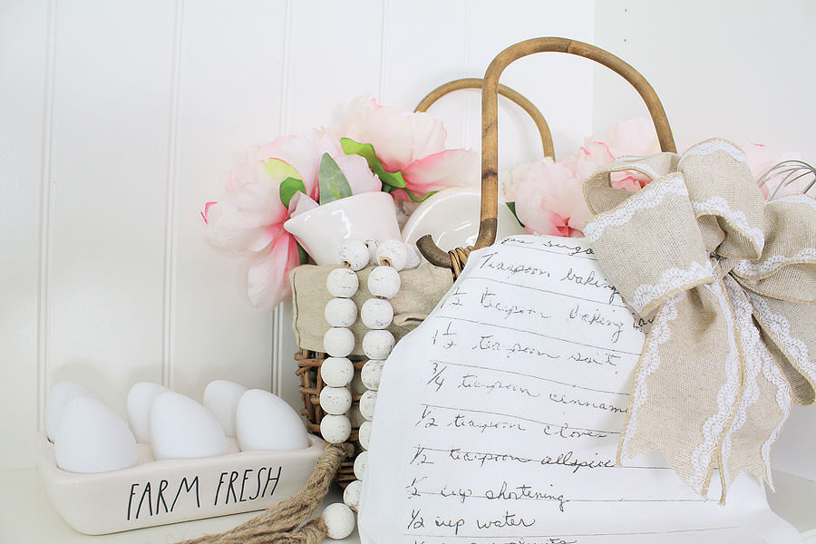 baking gift basket soft