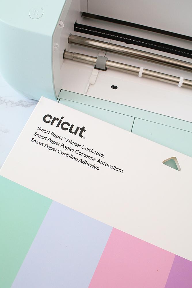 cricut smart materials