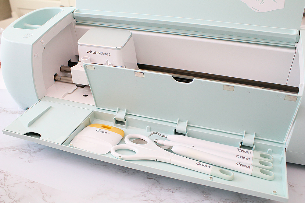 cricut tool storage